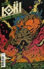 Loki: Ragnarok and Roll #1