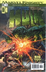The Incredible Hulk #72