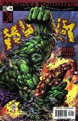 The Incredible Hulk #74