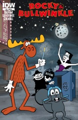 Rocky and Bullwinkle #2