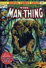 The Man-Thing #1