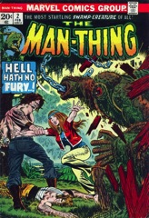 The Man Thing #2