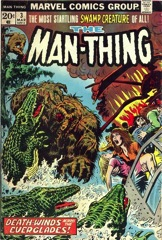 The Man-Thing #3