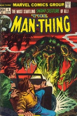 The Man-Thing #4