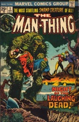 The Man-Thing #5
