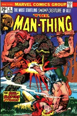 The Man-Thing #6