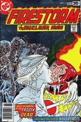 Firestorm, The Nuclear Man #3