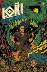 Loki: Ragnarok and Roll #4