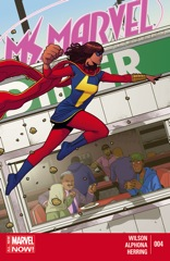 Ms. Marvel #4