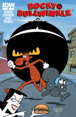 Rocky and Bullwinkle #4