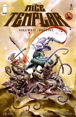The Mice Templar Volume II: Destiny #8