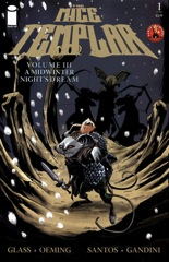 The Mice Templar Volume III: A Midwinter Night's Dream #1
