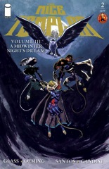The Mice Templar Volume III: A Midwinter Night's Dream #2