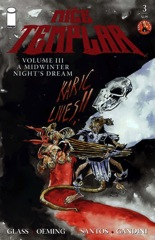The Mice Templar Volume III: A Midwinter Night's Dream #3