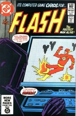 The Flash #304