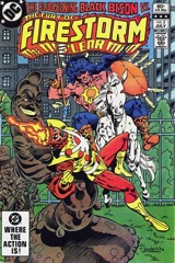 The Fury of Firestorm, The Nuclear Man #2