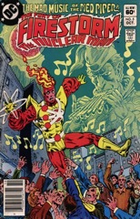 The Fury of Firestorm, The Nuclear Man #5