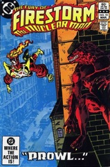 The Fury of Firestorm, The Nuclear Man #10