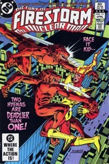 The Fury of Firestorm, The Nuclear Man #11
