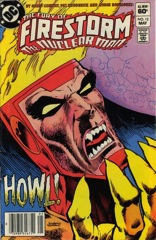 The Fury of Firestorm, The Nuclear Man #12
