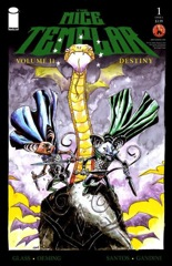 The Mice Templar Volume II: Destiny #1