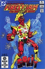 The Fury of Firestorm, The Nuclear Man #13