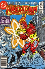 The Fury of Firestorm, The Nuclear Man #3