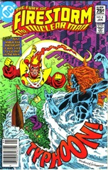 The Fury of Firestorm, The Nuclear Man #8