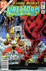 The Fury of Firestorm, The Nuclear Man #6