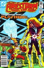 The Fury of Firestorm, The Nuclear Man #7