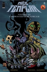 The Mice Templar Volume III: A Midwinter Night's Dream #0