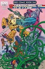 Transformers vs. G.I. Joe #0