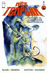 The Mice Templar Volume III: A Midwinter Night's Dream #4