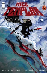 The Mice Templar Volume III: A Midwinter Night's Dream #6