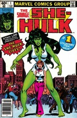 The Savage She-Hulk #1
