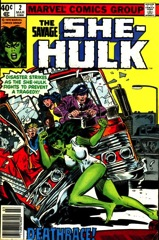 The Savage She-Hulk #2