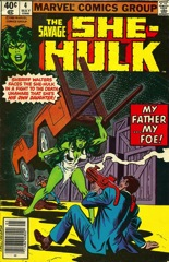 The Savage She-Hulk #4