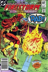 The Fury of Firestorm, The Nuclear Man #16
