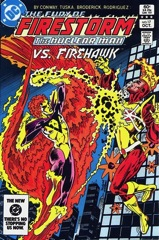 The Fury of Firestorm, The Nuclear Man #17