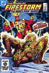 The Fury of Firestorm, The Nuclear Man #19