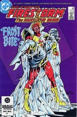 The Fury of Firestorm, The Nuclear Man #20