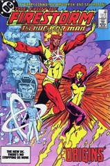 The Fury of Firestorm, The Nuclear Man #22