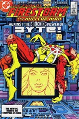 The Fury of Firestorm, The Nuclear Man #23
