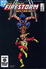 The Fury of Firestorm, The Nuclear Man #26