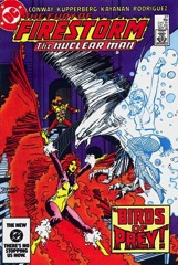 The Fury of Firestorm, The Nuclear Man #27
