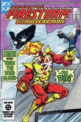 The Fury of Firestorm, The Nuclear Man #29