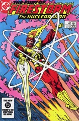 The Fury of Firestorm, The Nuclear Man #30