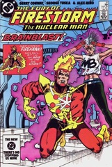 The Fury of Firestorm, The Nuclear Man #31