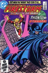 The Fury of Firestorm, The Nuclear Man #32