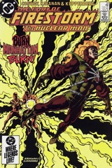 The Fury of Firestorm, The Nuclear Man #33